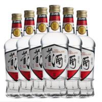董酒 白标 54%vol 董香型白酒 430ml*6瓶 整箱装
