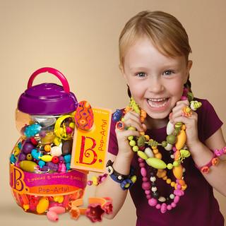 B.Toys 比乐 BX1043Z 波普珠 500粒