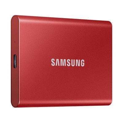 百亿补贴 : SAMSUNG 三星 T7 移动固态硬盘 1TB
