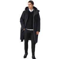 BOSIDENG 波司登 高缇耶设计师联名系列 男士长款羽绒服 B00144353