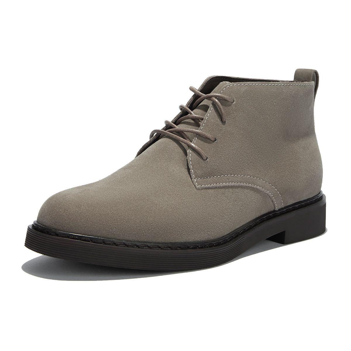 hotwind 热风 H078M0430303 男士马丁靴