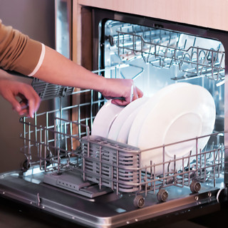 VIOMI 云米 VDW0803 嵌入式洗碗机 8套 黑色