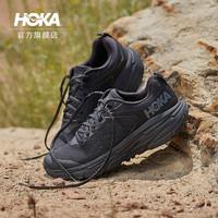 HOKA ONE ONE男Challenger ATR6挑战者全地形6减震平衡越野跑鞋新
