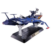 BANDAI 万代 超合金魂 GX-93 宇宙海贼哈洛克船长 阿卡迪亚号
