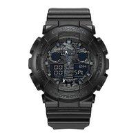 卡西欧手表男G-SHOCK系列迷彩多功能防震防水运动石英男士手表