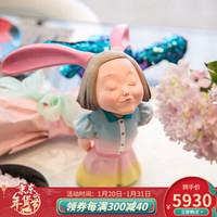 创意雕塑摆件签名限量 向京《我看到了幸福》三十而已同款 玫瑰湖畔