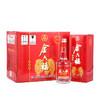 金六福 双福星 52%vol 浓香型白酒 475ml*6瓶 整箱装