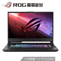 ROG 玩家国度 魔霸新锐 15.6英寸笔记本电脑(i7-10870H、16GB、512GB、RTX2060、240Hz)