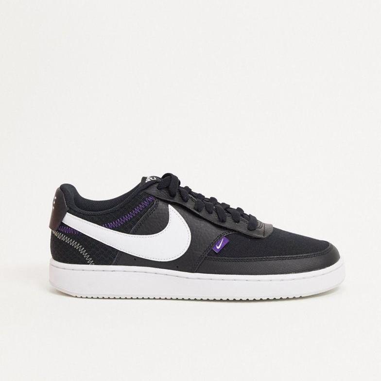 限新人、补贴购 : Nike 耐克 Court Vision Low 中性运动鞋