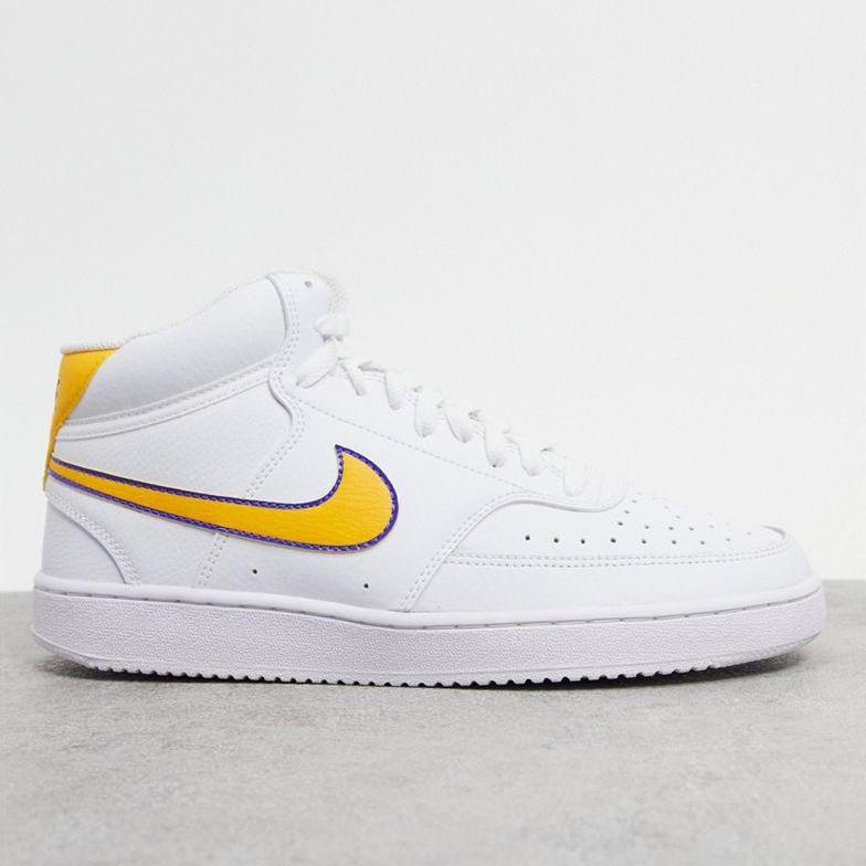 限新人、补贴购 : Nike 耐克 Court Vision 男士运动鞋