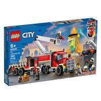 LEGO 乐高 城市系列 60282 消防移动指挥车