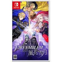 Nintendo 任天堂 Switch游戏卡带《火焰之纹章 风花雪月》中文