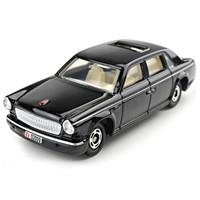 多美(TAKARA TOMY)多美卡合金仿真小汽车模型儿童玩具CN-11一汽红旗轿车454984 *3件