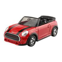 多美(TAKARA TOMY)多美卡合金小汽车模型男玩具车37号MINI迷你库伯轿跑车879411 *3件
