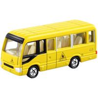 多美(TAKARA TOMY)多美卡合金小汽车模型车模49号丰田考斯特巴士校车799207 *3件
