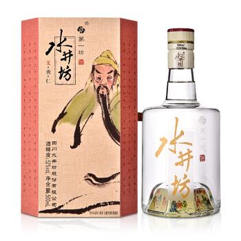 swellfun 水井坊  浓香型白酒 500ml  *2件