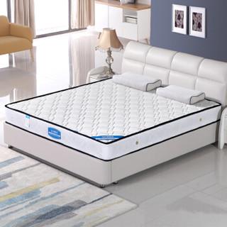 宜眠坊(ESF)床垫 席梦思弹簧床垫 软硬适中 J01 1.5*2.0*0.2米