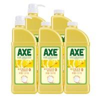 AXE 斧头 柠檬洗洁精 1.18kg*4瓶 *4件