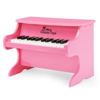 NEW CLASSIC TOYS 儿童木质25键立式钢琴