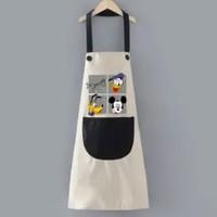 洗士多 厨房吊带防水围裙