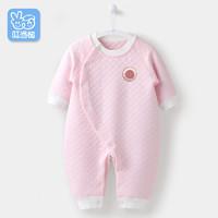 27日0点:jingle mallet 叮当槌 婴儿保暖连体衣 52-90cm 多款式可选