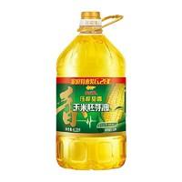 金龙鱼 植物甾醇玉米胚芽油 6.28L *2件
