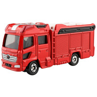 TAKARA TOMY 多美 仿真合金小汽车模型 119号森田多用消防车 879763 *3件