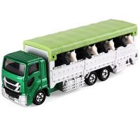 多美(TAKARA TOMY)多美卡合金小汽车模型男玩具139号长款奶牛家畜运输车798323 *6件