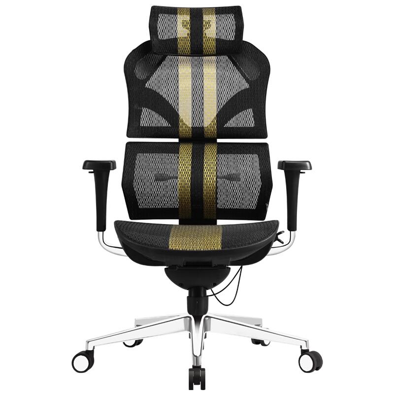 享耀家 X5 新电竞人体工学电脑椅 黑金