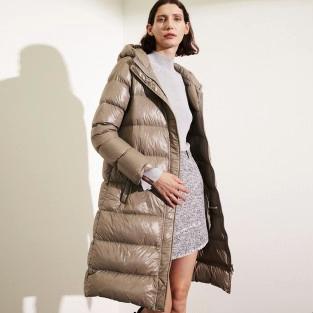 super.natural SNURWB02770024 女款保暖防风羽绒服外套
