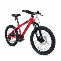 迪卡侬旗舰店20-24寸btwin儿童自行车学生变速越野单车山地车KC