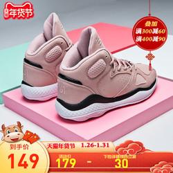 361运动鞋女鞋2020秋冬新款篮球鞋AJ7高帮软底训练鞋实战潮流鞋子 *3件