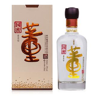 董酒 国密 54%vol 董香型白酒 500ml*6瓶 整箱装