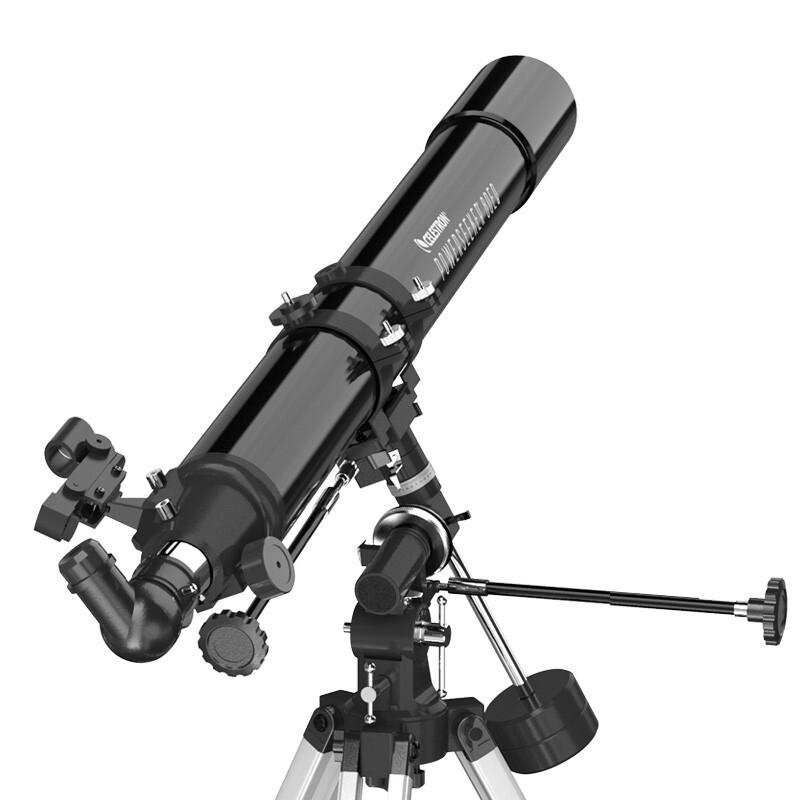 CELESTRON 星特朗 80EQ 天文望远镜 21048 黑色