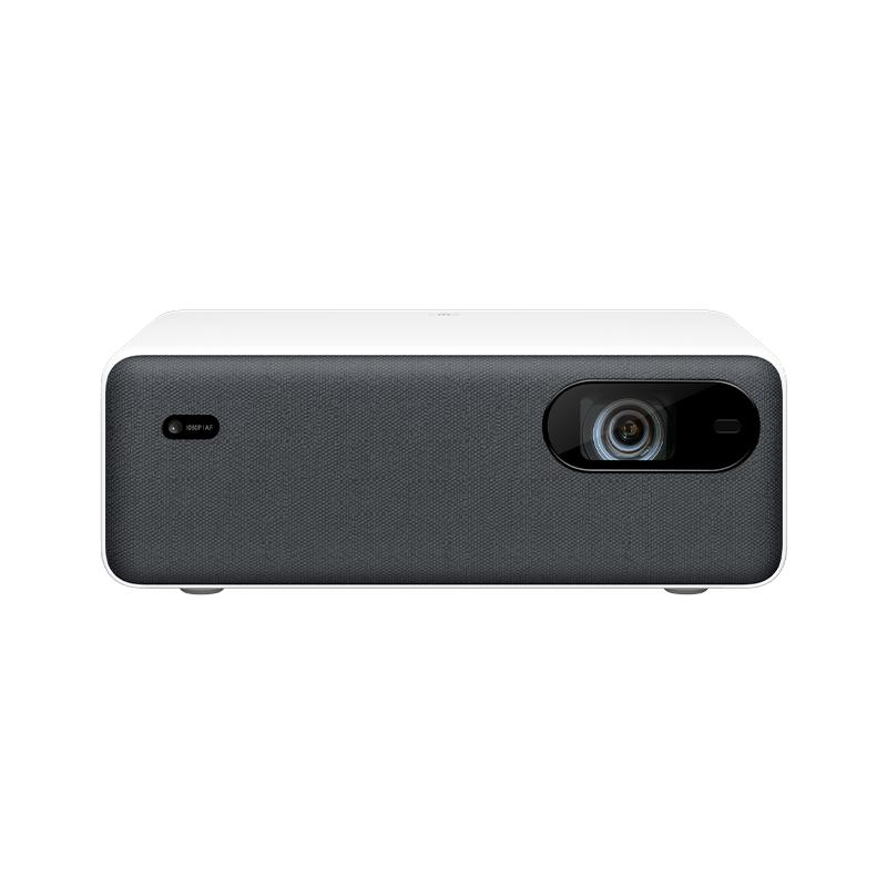 MI 小米 米家激光投影仪家用1080P高清小型投墙无线WIFI投影机AI语音内置小爱同学影院小米激光电视
