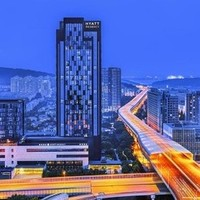 免费升房!武汉光谷凯悦酒店 大床房2晚(含早餐+延迟退房+可拆分)