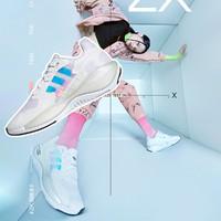 杨幂同款 ZX JOURNEY W 女士休闲运动经典鞋时尚缓震跑步鞋