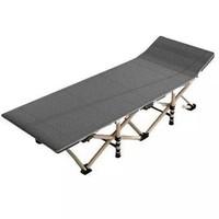 午憩宝 单人床折叠躺椅(宽方管床)