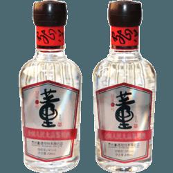 董酒 品鉴套装54度1号100ml2号100ml董香型贵州白酒(新老包装随机发货)