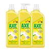 AXE 斧头 柠檬护肤系列 洗洁精套装 1.18kg*3(1泵+2补) 柠檬香型
