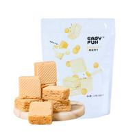 Easy Fun 威化饼干 奇亚籽豆乳味 120g