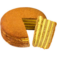京东PLUS会员:萨姆摩尔  提拉米苏千层蛋糕 450g*3盒