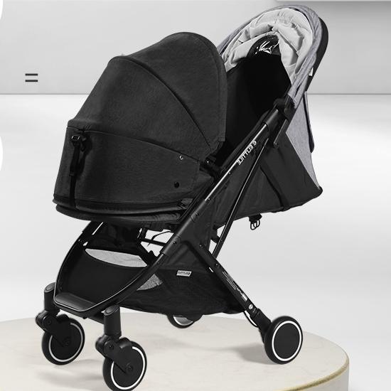 elittile  dream3 轻便婴儿推车 第三代双向版