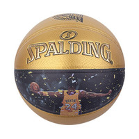 SPALDING 斯伯丁 科比典藏系列 榮耀之巔名人堂籃球 76-761Z