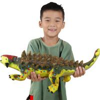 LIVING STONES 活石 软胶恐龙玩具