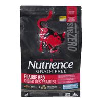 NUTRIENCE 哈根纽翠斯 黑钻冻干系列 草原多肉全价猫粮 5kg *2件