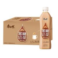 康师傅 黑糖奶茶 500ml*15瓶 *4件