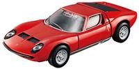 Tomica多美卡Premium RS兰博基尼LP500S 1:43跑车旗舰版合金车模 前后盖可以打开