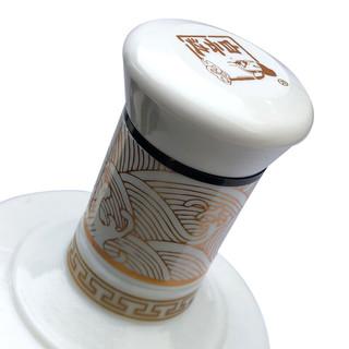 白云边 星级系列 陈酿 金三星 45%vol 浓香型白酒 500ml 单瓶装
