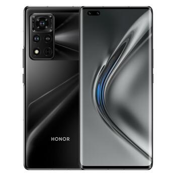 HONOR 荣耀 V40 5G手机 8GB+256GB 幻夜黑